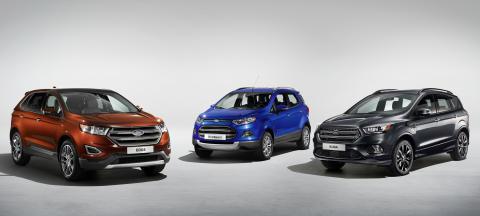 Fire av fem unge europeere: SUV er mer miljøvennlig