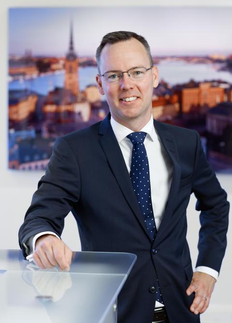 Staffan Ingvarsson blir ny VD för Stockholm Business Region