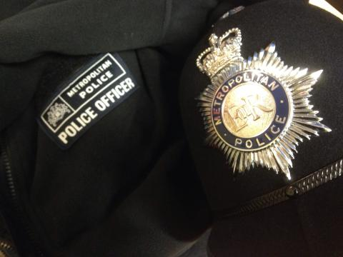 Recruitment campaign for the Met's Special Constabulary