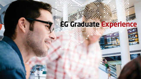EG's Graduate Experience