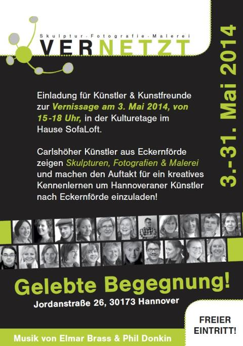 VERNETZT – Eckernförde/Carlshöhe trifft Hannover