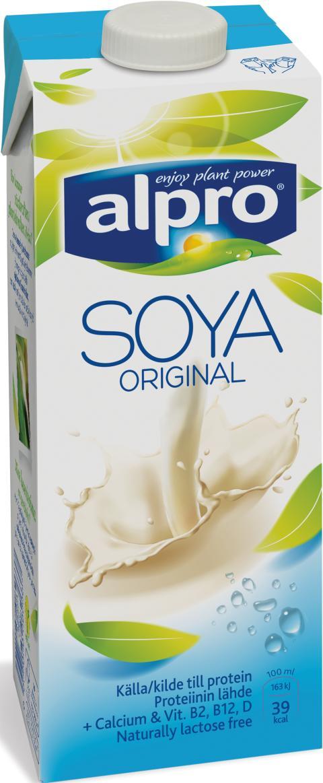Alpro Soja Original