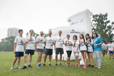 Kimberly-Clark Asia Pacific joins 'Urgent Run'