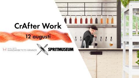 CrAfter Work @ Ölbryggan 12 augusti