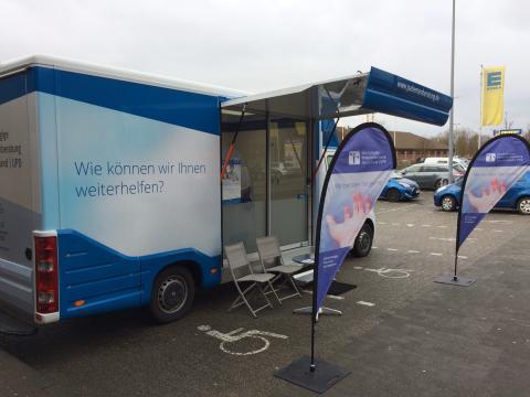Beratungsmobil der Unabhängigen Patientenberatung kommt am 24. Oktober nach Wittenberge.