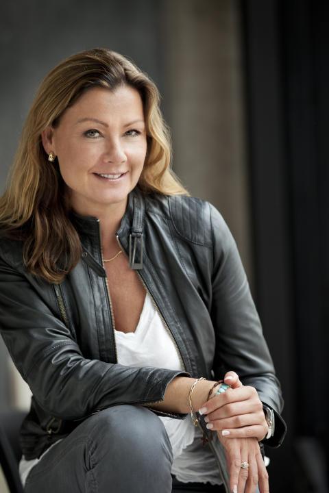 Anna Fjellner, pressansvarig Bixia