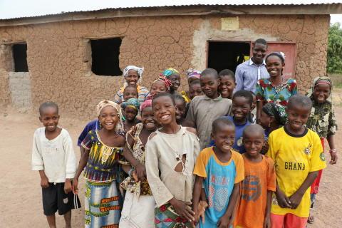 Storsatsing i Vest-Afrika