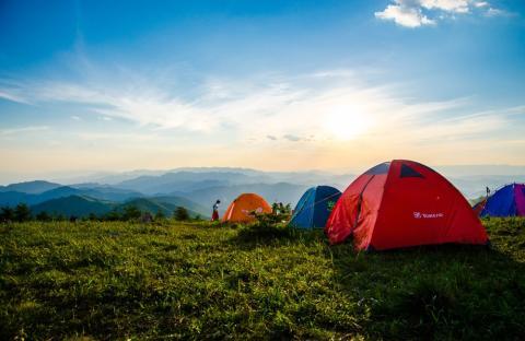 Sådan sikrer du dig den perfekte campingplads på næste års Roskilde Festival