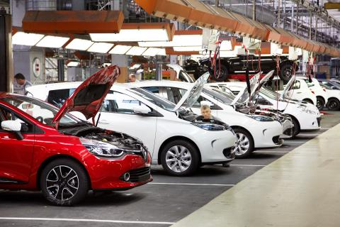 Elbilen Renault Zoe allerede bestilt i 2000 eksemplarer