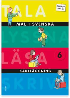 Tummen upp! Mål i svenska för år 6
