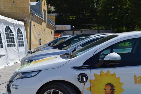 Almedalen: Hur ska Sverige ladda för elbilsboomen?