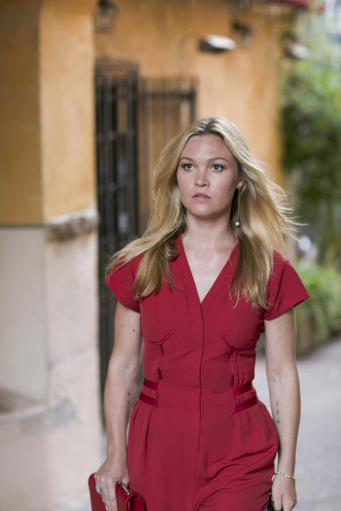 Julia Stiles i RIVIERA på C More