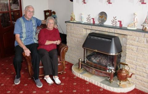 Rochdale couple safe as houses following council support