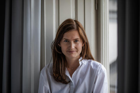 Ellen Pettersson, hotellchef