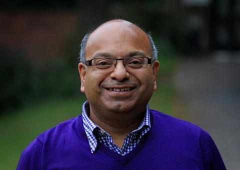 Prosun Bhattacharya, professor vid Institutionen för mark- och vattenteknik på KTH.