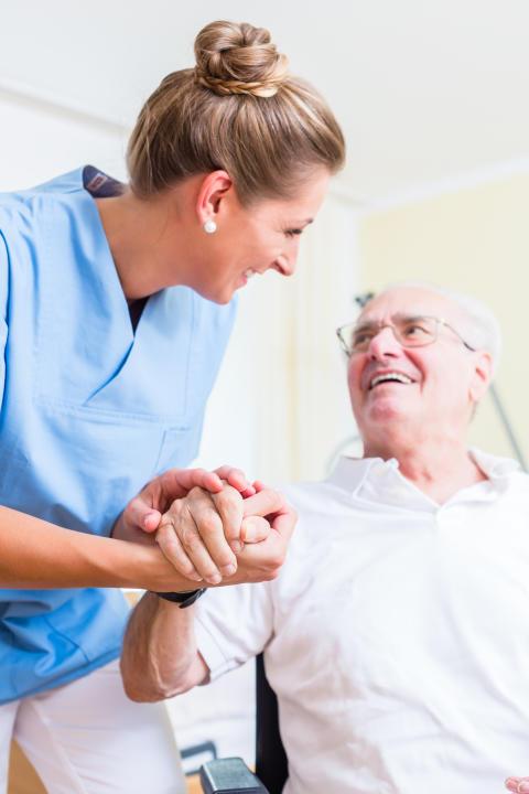 Kliniska utbildningsavdelningar startar inom geriatriken på Akademiska sjukhuset.