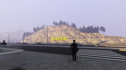 Bergen ? dag