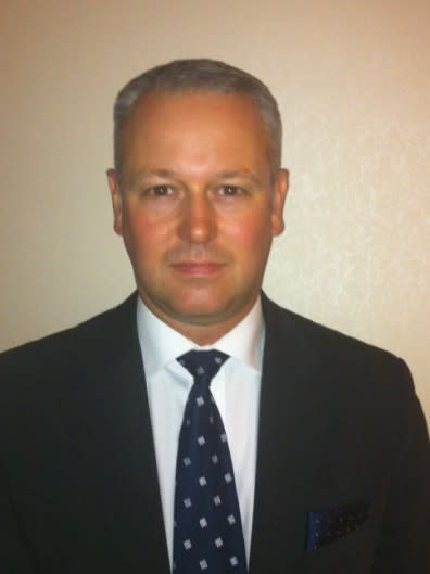 Rosersbergs Slottshotell välkomnar Joakim Landén som ny hotelldirektör