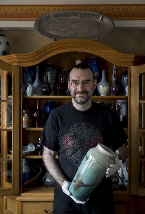 Markus Dimdal, Årets samlare 2017