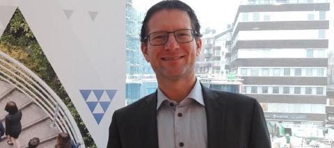 Christian Hoinard ny chef för Azets redovisningsverksamhet