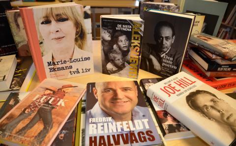 Inbjudan: Biografier, yttrandefrihet och självförverkligande – livsberättelser ur nationalbibliografin