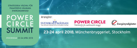 Power Circle Summit  23-24 april 2018