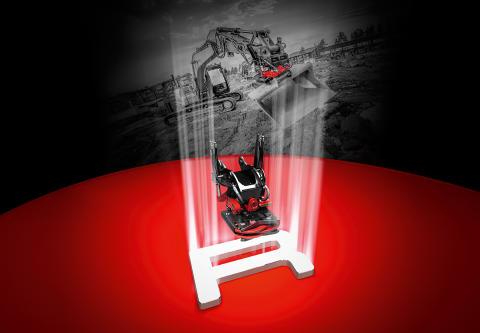 Rototilt® R - Indexator Rototilt Systems nya teknikplattform sätter kundens behov i centrum