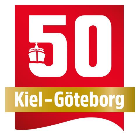 50-50-50: Stena Line feiert Jubiläum der Route Kiel-Göteborg mit großer Rabattaktion