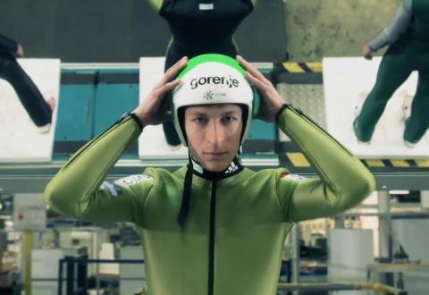 Visste du at man kan produsere en profesjonell skihopper?