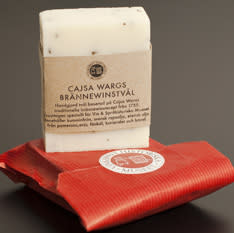 Cajsa Wargs brännewinstvål