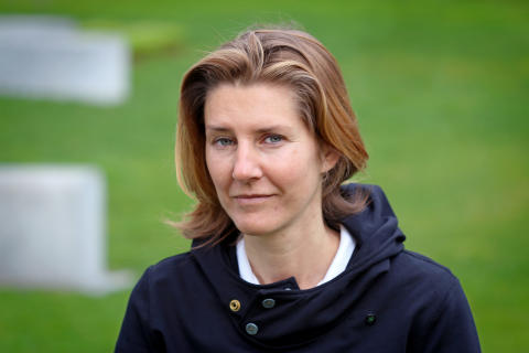 Linda Johansson, forskarstuderande vid KTH.