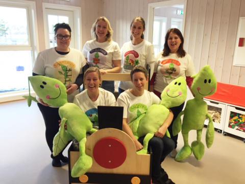 Espira åpner ny barnehage i Halden Kommune