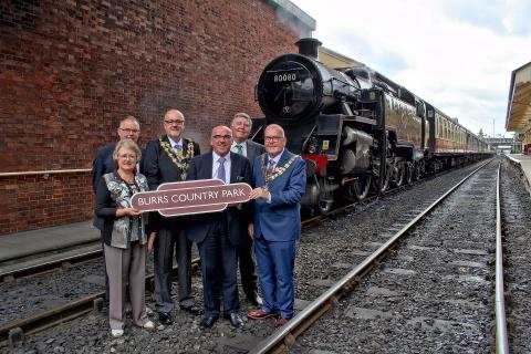 New ELR station confirmed for Burrs Country Park
