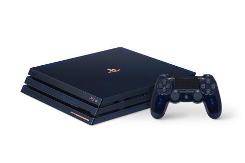 "Sony Interactive Entertainment presenterar ""500 million Limited Edition PlayStation®4 Pro"""
