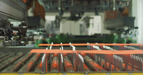 Hot forming technology