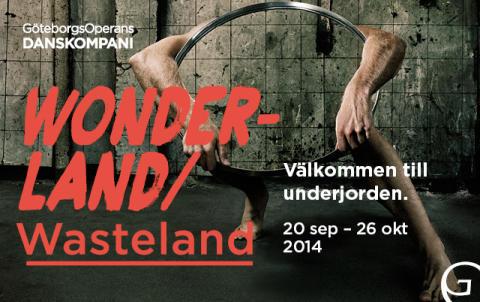Wonderland/Wasteland – välkommen till underjorden