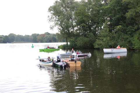 3. Wildauer Solarboot-Regatta