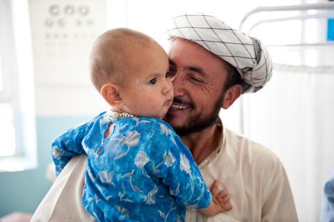 Pappor – en förutsättning för jämställdhet i världen
