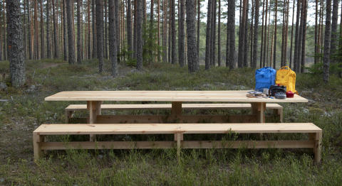 The Edible Country - Kittelfältet