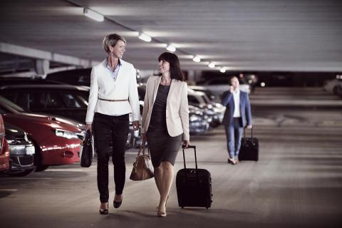 Ny driver av parkeringstjenester ved Avinor Oslo Lufthavn