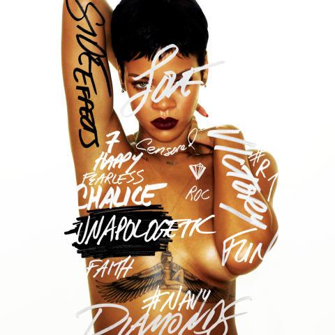 Rihanna släpper nytt album i november