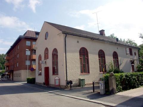 Vilka vill dela på gemensam kulturlokal mitt i Lindesberg?