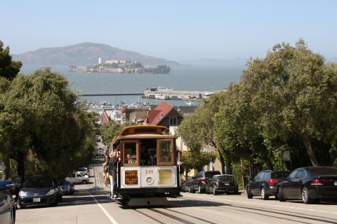 San Francisco, Kalifornien, USA