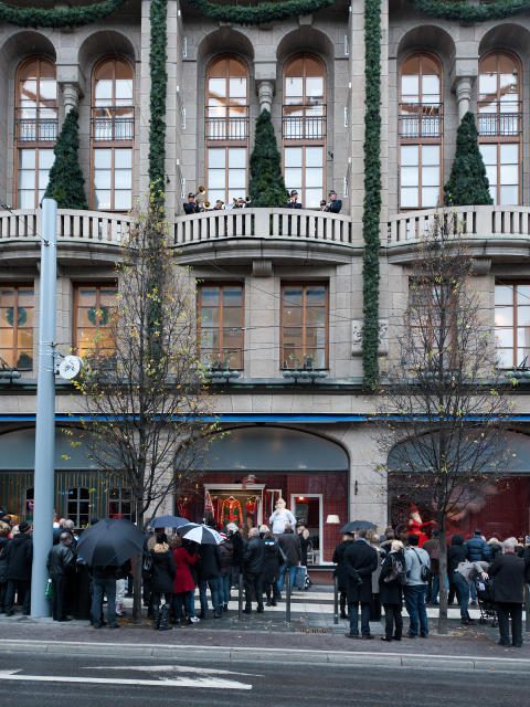 Skyltsöndag den 20 november 2011 Stockholm