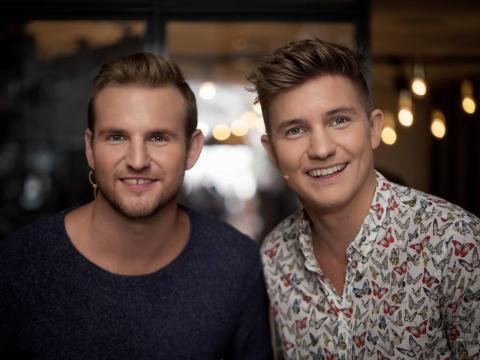 Emil och Daniel Norberg