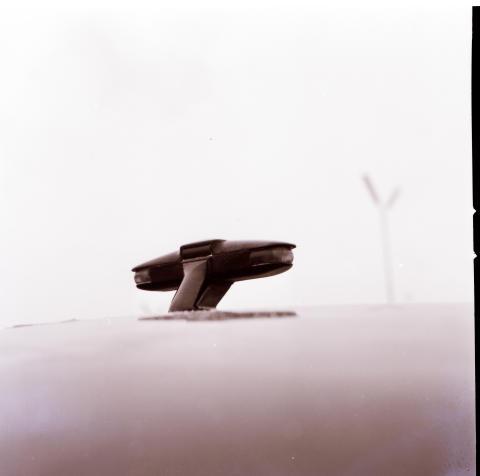 Takgöken på PV 444 från 1940 års modell