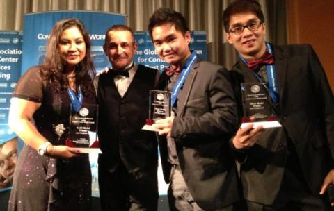 Three QNET Staff Do Malaysia Proud