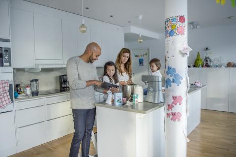 Sifo-undersökning: Familjer bråkar mer om skärmar än om pengar