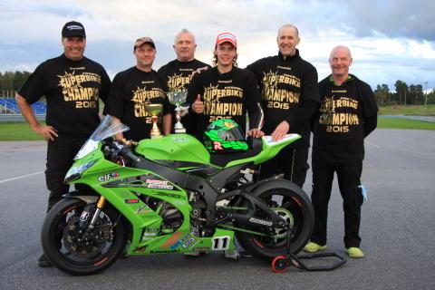 Kawasaki Roadracing: Uppföljning av succéåret