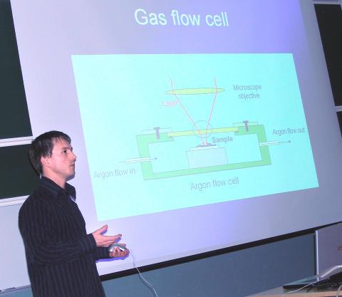 Materialkonferens vid LTU leder till ny forskning